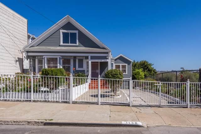 1138 Key, San Francisco, CA 94124 (#ML81860598) :: The Kulda Real Estate Group