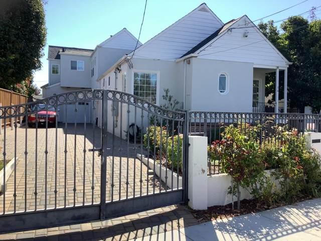 36 Grand Blvd, San Mateo, CA 94401 (#ML81861130) :: Robert Balina | Synergize Realty