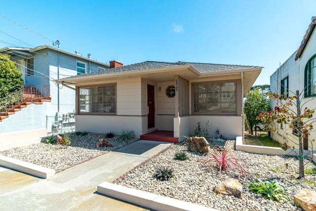 283 Larkin St, Monterey, CA 93940 (#ML81861226) :: Paymon Real Estate Group