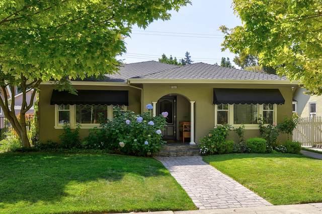 1541 Hill Ave, San Jose, CA 95125 (#ML81861346) :: The Goss Real Estate Group, Keller Williams Bay Area Estates