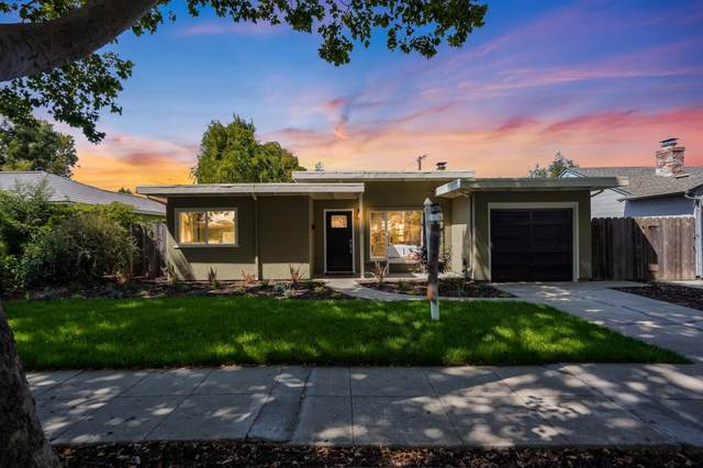 339 E St, Redwood City, CA 94063 (#ML81861394) :: The Sean Cooper Real Estate Group