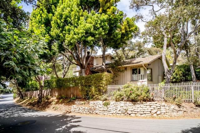 0 Camino Real Nw Corner 4th, Carmel, CA 93923 (#ML81861572) :: Strock Real Estate