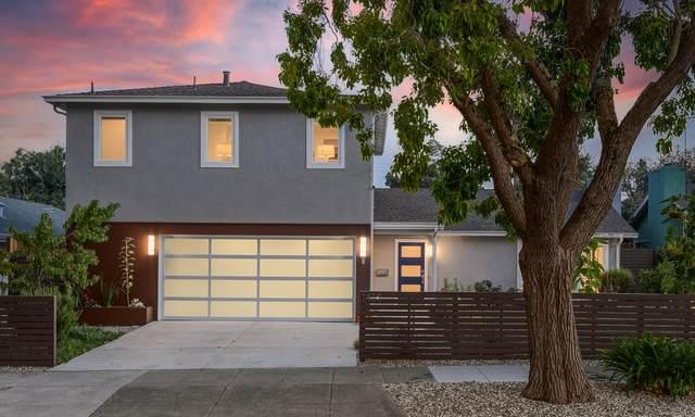 1450 Maddux Dr, Redwood City, CA 94061 (#ML81861821) :: Strock Real Estate