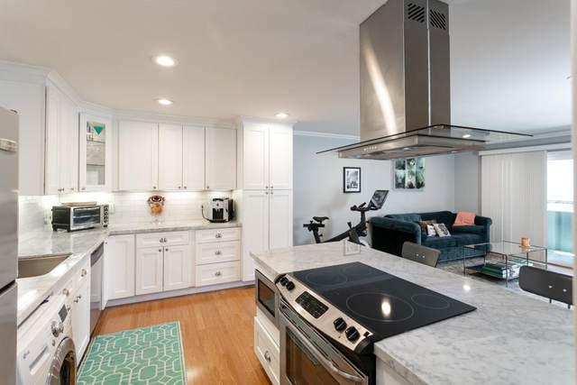 1458 Hudson St 114, Redwood City, CA 94061 (#ML81861860) :: Strock Real Estate