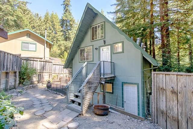 267 West Dr, Felton, CA 95018 (#ML81862138) :: Paymon Real Estate Group