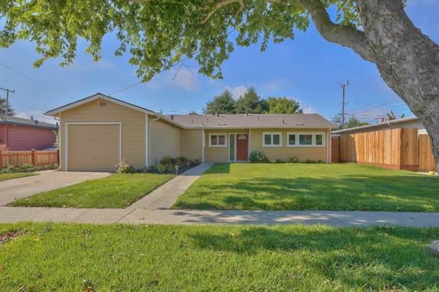 36 San Pedro St, Salinas, CA 93901 (#ML81862329) :: The Gilmartin Group