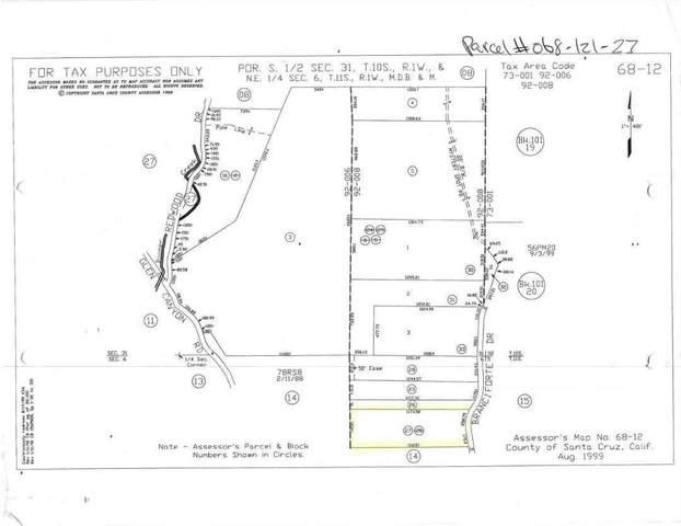 1555 Branciforte Dr, Santa Cruz, CA 95065 (#ML81862486) :: The Gilmartin Group