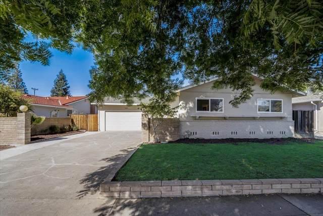 1059 Wallace Dr, San Jose, CA 95120 (#ML81862788) :: The Goss Real Estate Group, Keller Williams Bay Area Estates