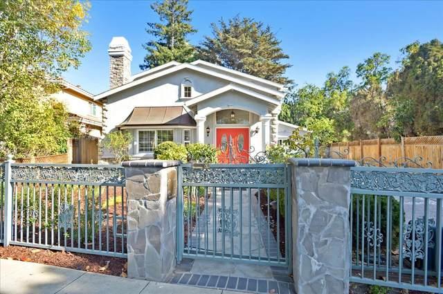 848 Colorado Ave, Palo Alto, CA 94303 (#ML81862935) :: Schneider Estates