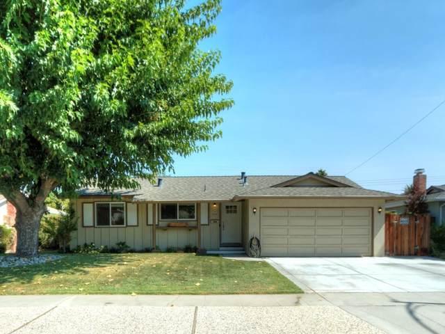 5052 Tifton Way, San Jose, CA 95118 (#ML81863124) :: Schneider Estates