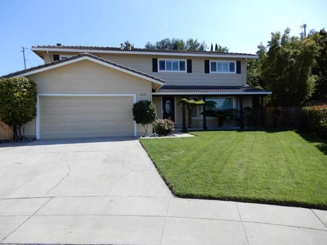 1518 Los Rios Ct, San Jose, CA 95120 (#ML81863180) :: The Goss Real Estate Group, Keller Williams Bay Area Estates