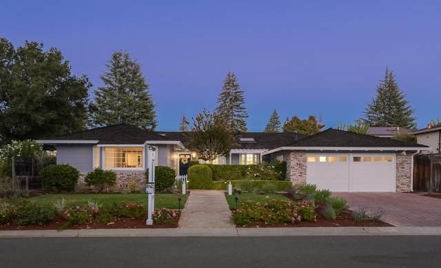 84 Alma Ct, Los Altos, CA 94022 (#ML81863402) :: Robert Balina   Synergize Realty