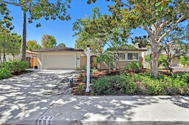 863 Russet Dr, Sunnyvale, CA 94087 (#ML81863707) :: RE/MAX Gold