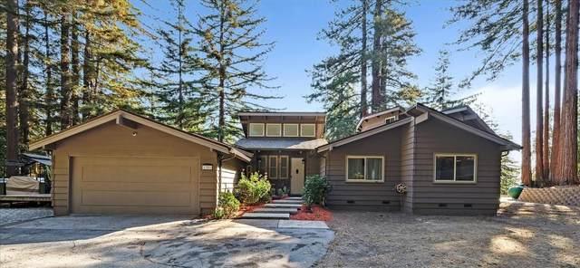 1701 Vine Hill Rd, Santa Cruz, CA 95065 (#ML81863756) :: Strock Real Estate