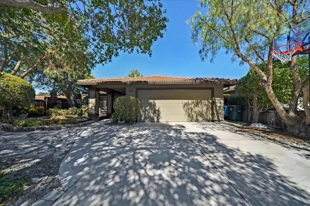 201 Rosilie St, San Mateo, CA 94403 (#ML81863837) :: The Kulda Real Estate Group