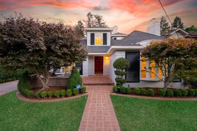 61 El Cerrito Ave, San Mateo, CA 94402 (#ML81863998) :: The Kulda Real Estate Group