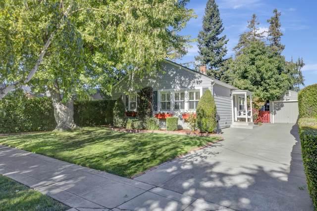 817 Nevada Ave, San Jose, CA 95125 (#ML81864250) :: Real Estate Experts