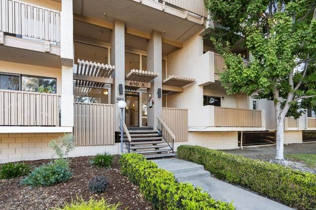 400 Ortega Ave 107, Mountain View, CA 94040 (#ML81864262) :: Live Play Silicon Valley