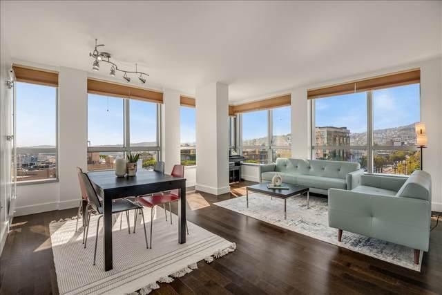 8 Buchanan St Unit 605, San Francisco, CA 94102 (#ML81865008) :: The Sean Cooper Real Estate Group