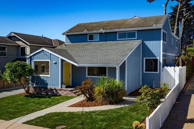 233 Paloma Ave, El Granada, CA 94018 (#ML81865023) :: The Kulda Real Estate Group