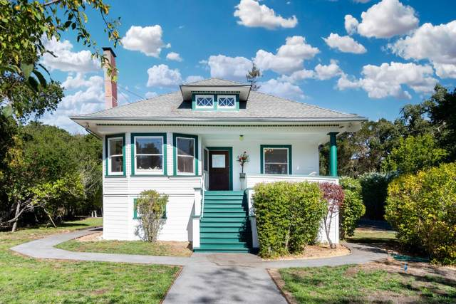 3190 Woodside Rd, Woodside, CA 94062 (#ML81865055) :: The Kulda Real Estate Group