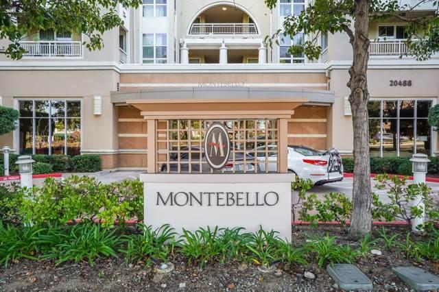 20488 Stevens Creek Blvd 1503, Cupertino, CA 95014 (#ML81865228) :: Intero Real Estate