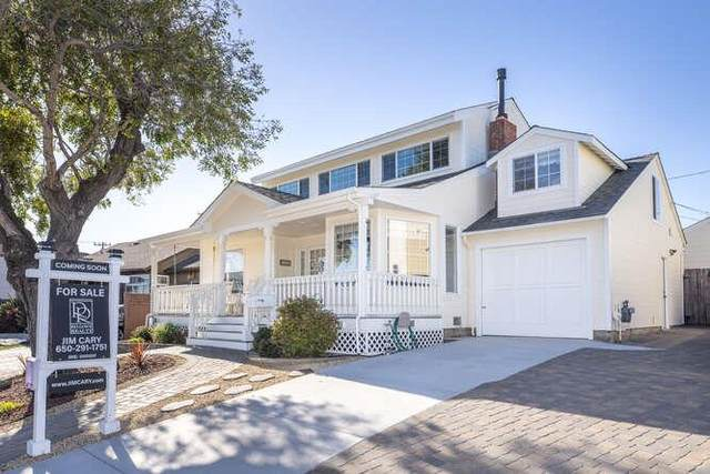 941 W Angus Ave, San Bruno, CA 94066 (#ML81865306) :: The Sean Cooper Real Estate Group