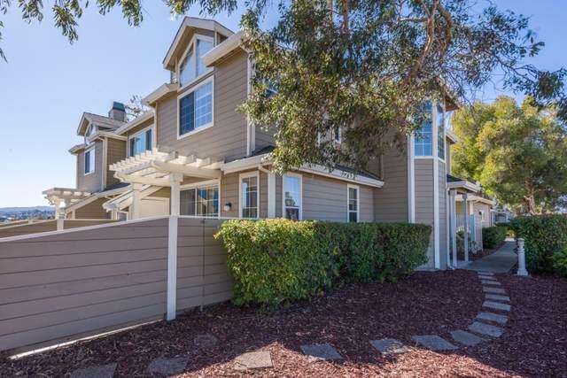 100 Farallon Dr, Belmont, CA 94002 (#ML81865383) :: The Gilmartin Group