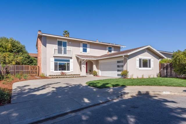 217 Avocet Ct, Foster City, CA 94404 (#ML81865508) :: The Gilmartin Group