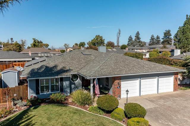 705 Lanini Dr, Hollister, CA 95023 (#ML81865650) :: The Sean Cooper Real Estate Group