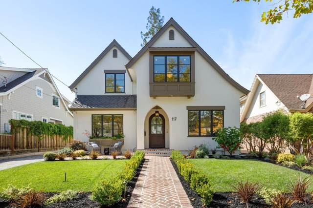 117 Occidental Ave, Burlingame, CA 94010 (#ML81866025) :: The Gilmartin Group