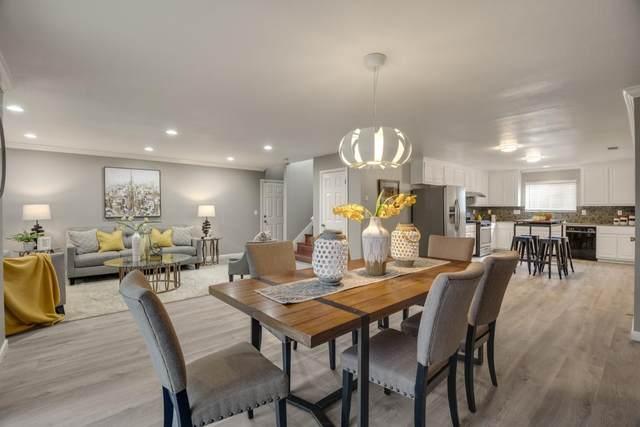 121 Rainier St, San Jose, CA 95126 (#ML81866047) :: Real Estate Experts