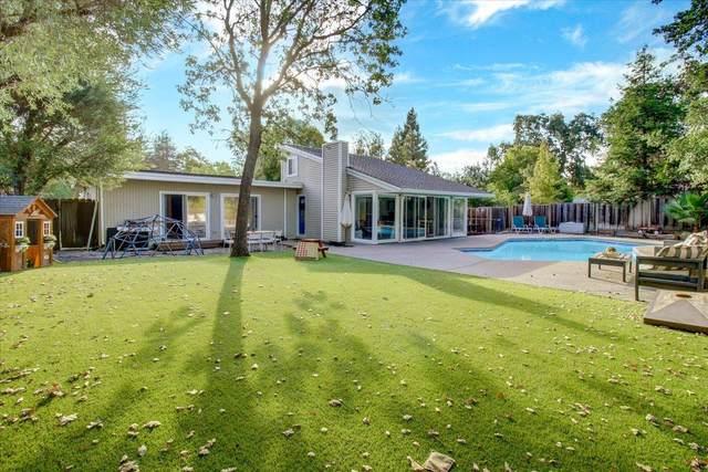 5 Sally Ln, Walnut Creek, CA 94595 (#ML81866228) :: The Sean Cooper Real Estate Group