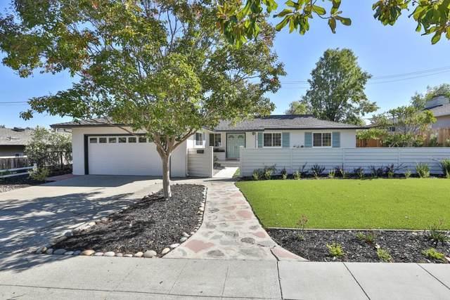 234 Mattson Ave, Los Gatos, CA 95032 (#ML81866564) :: Live Play Silicon Valley