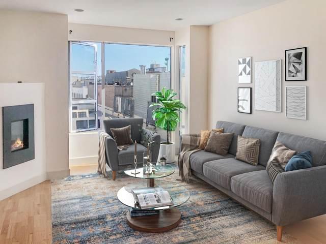 574 Natoma St 403, San Francisco, CA 94103 (#ML81866575) :: The Sean Cooper Real Estate Group