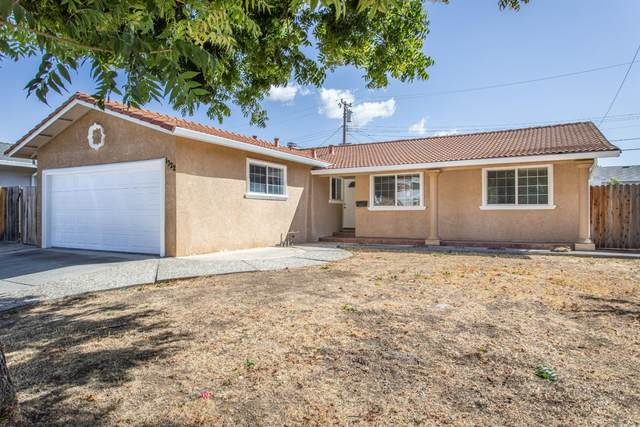 1322 Acadia Ave, Milpitas, CA 95035 (#ML81866674) :: The Sean Cooper Real Estate Group