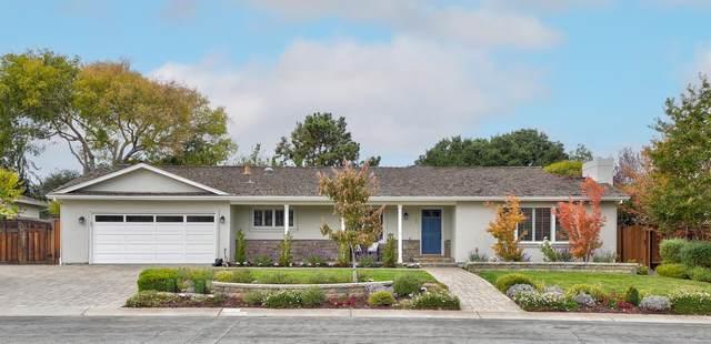 1180 Runnymead Dr, Los Altos, CA 94024 (#ML81866743) :: Intero Real Estate