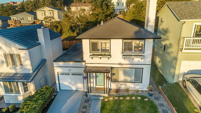 359 Inverness Dr, Pacifica, CA 94044 (#ML81866757) :: The Kulda Real Estate Group