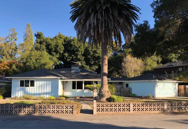 1679 Christina Dr, Los Altos, CA 94024 (#ML81866759) :: The Sean Cooper Real Estate Group