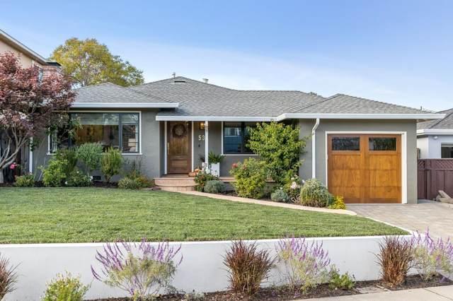 532 Ventura Ave, San Mateo, CA 94403 (#ML81866765) :: The Sean Cooper Real Estate Group