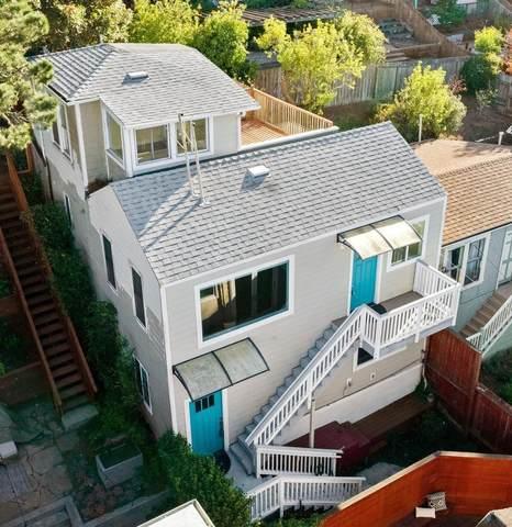 4231A 26th St, San Francisco, CA 94131 (#ML81866857) :: The Kulda Real Estate Group