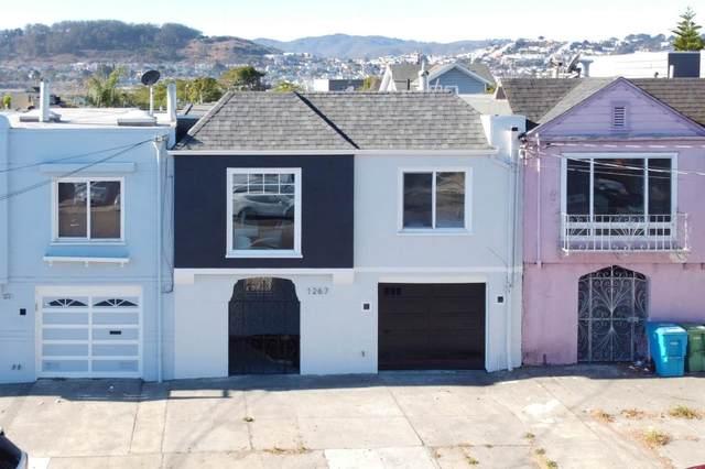 1267 Quesada Ave, San Francisco, CA 94124 (#ML81867026) :: The Sean Cooper Real Estate Group