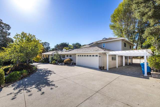 485 Barbara Way, Hillsborough, CA 94010 (#ML81867060) :: The Kulda Real Estate Group