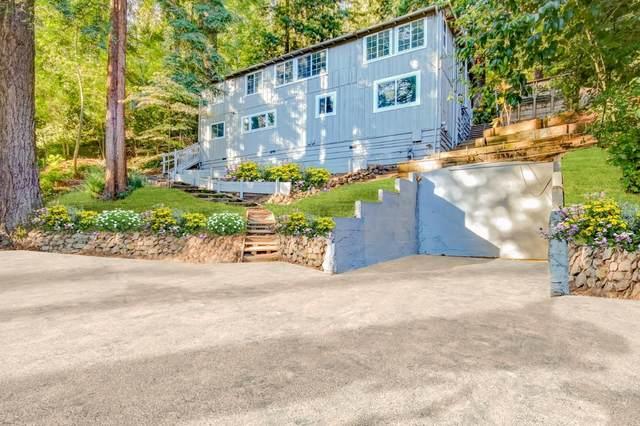 12744 Hillside Ter, Boulder Creek, CA 95006 (#ML81867072) :: The Kulda Real Estate Group