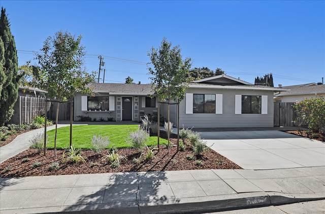 1684 Edsel Dr, Milpitas, CA 95035 (#ML81867194) :: The Sean Cooper Real Estate Group