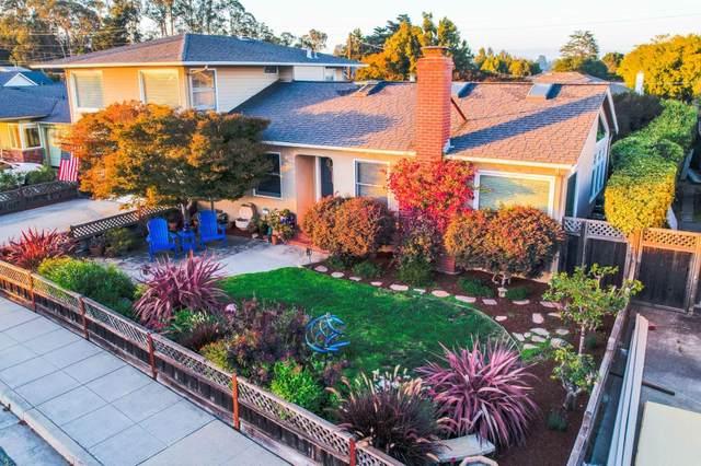518 Miramar Dr, Santa Cruz, CA 95060 (#ML81867315) :: Real Estate Experts