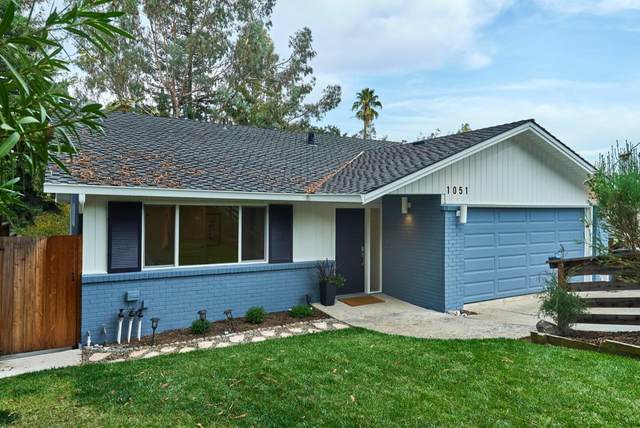 1051 Sunset Dr, San Carlos, CA 94070 (#ML81867332) :: The Sean Cooper Real Estate Group
