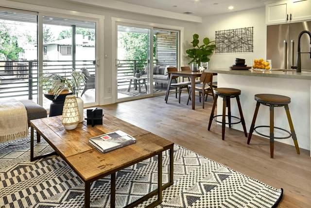 975 Florence Ln 2, Menlo Park, CA 94025 (#ML81867458) :: The Kulda Real Estate Group