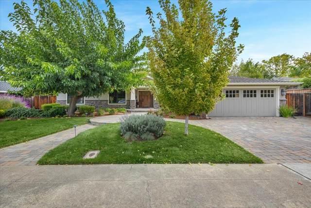 1863 Walnut Dr, Mountain View, CA 94040 (#ML81867460) :: Intero Real Estate