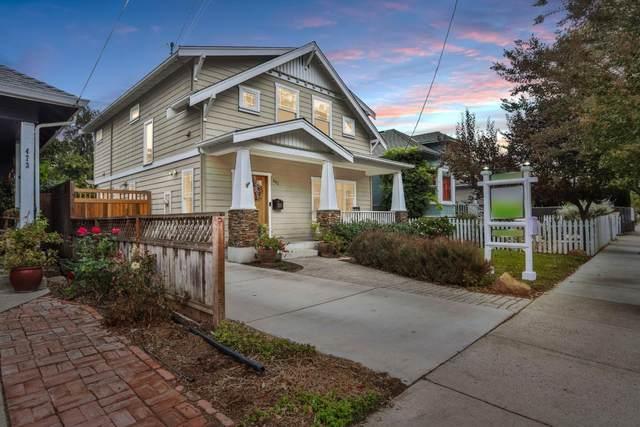 463 Hull Ave, San Jose, CA 95125 (#ML81867656) :: Robert Balina | Synergize Realty